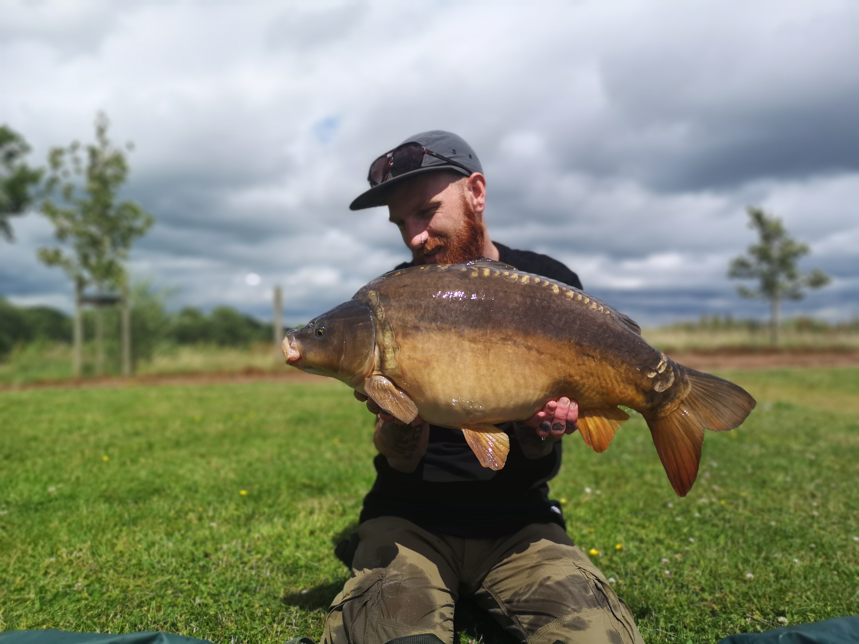 20-06 caught on Boilie