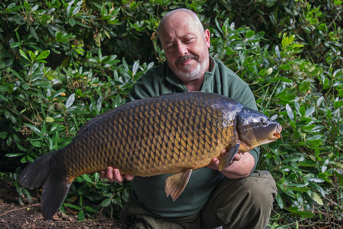 22-00 caught on boilies
