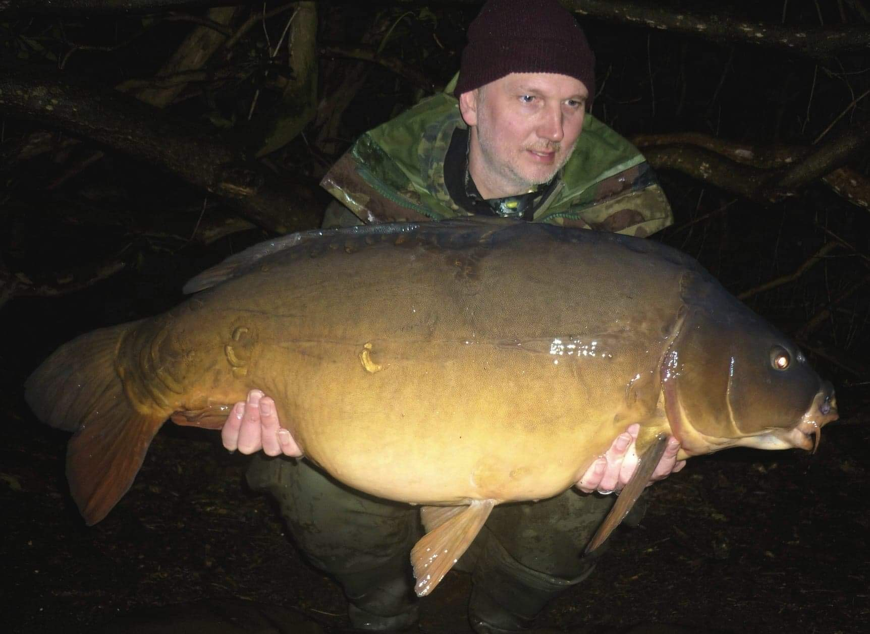 38-00 'Tiger Mirror' caught on
