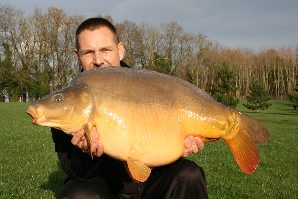 29-12 caught on Boilies