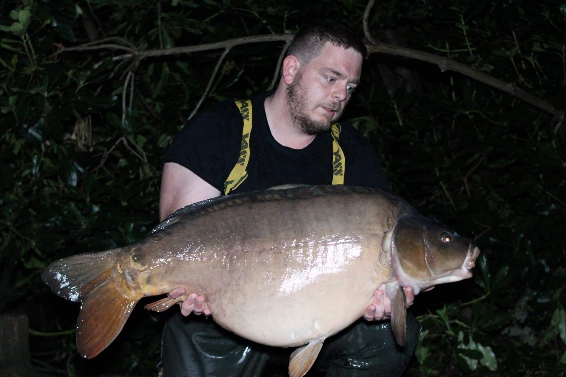 51lb 06oz  caught on
