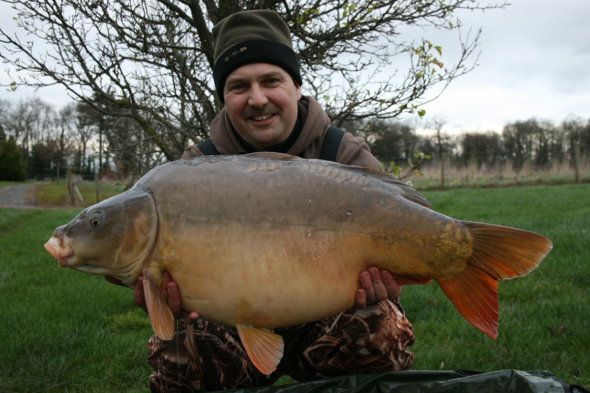 36-08 caught on Boilies
