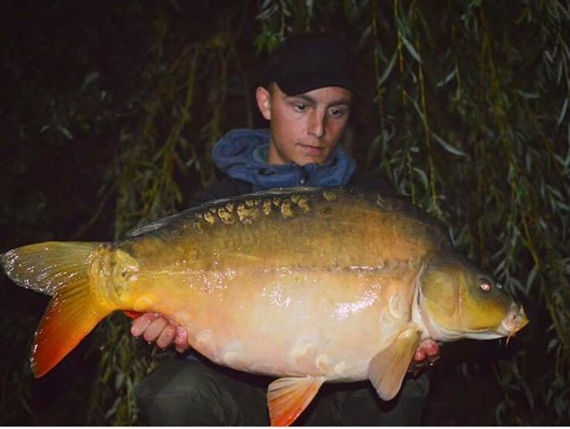 25lb 02oz  caught on The Hive