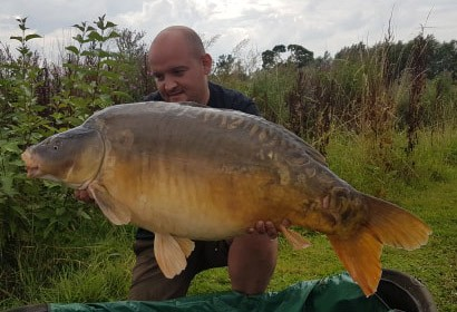 44lb 06oz 'Bella' caught on