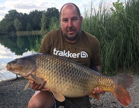 40lb 02oz 'Knowlesy'  caught on