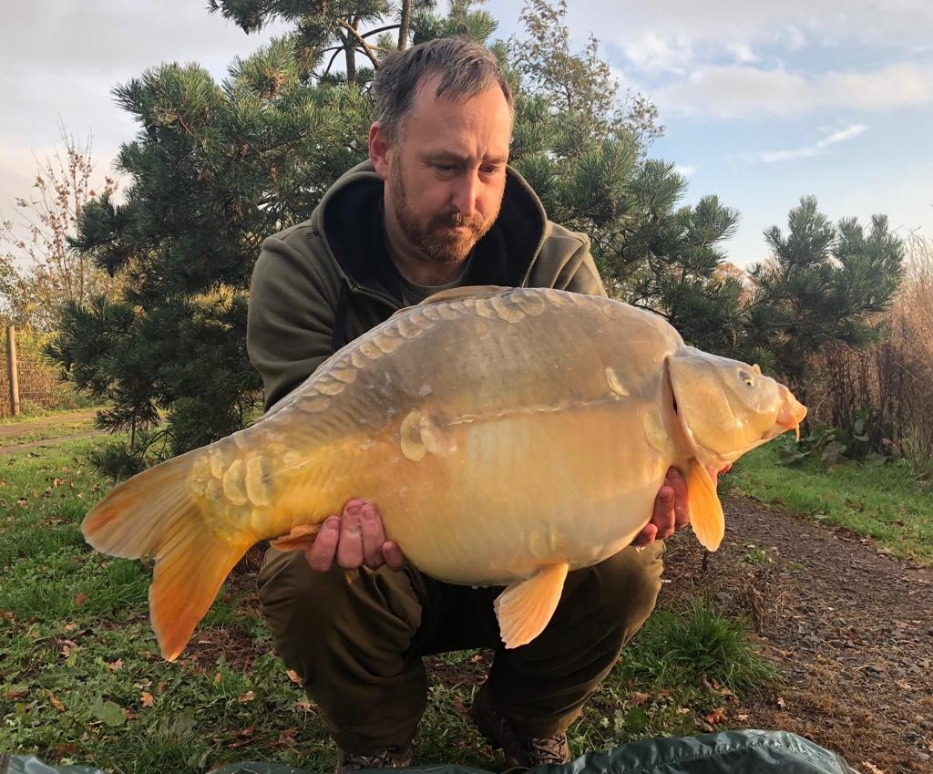 24lb 0o caught on