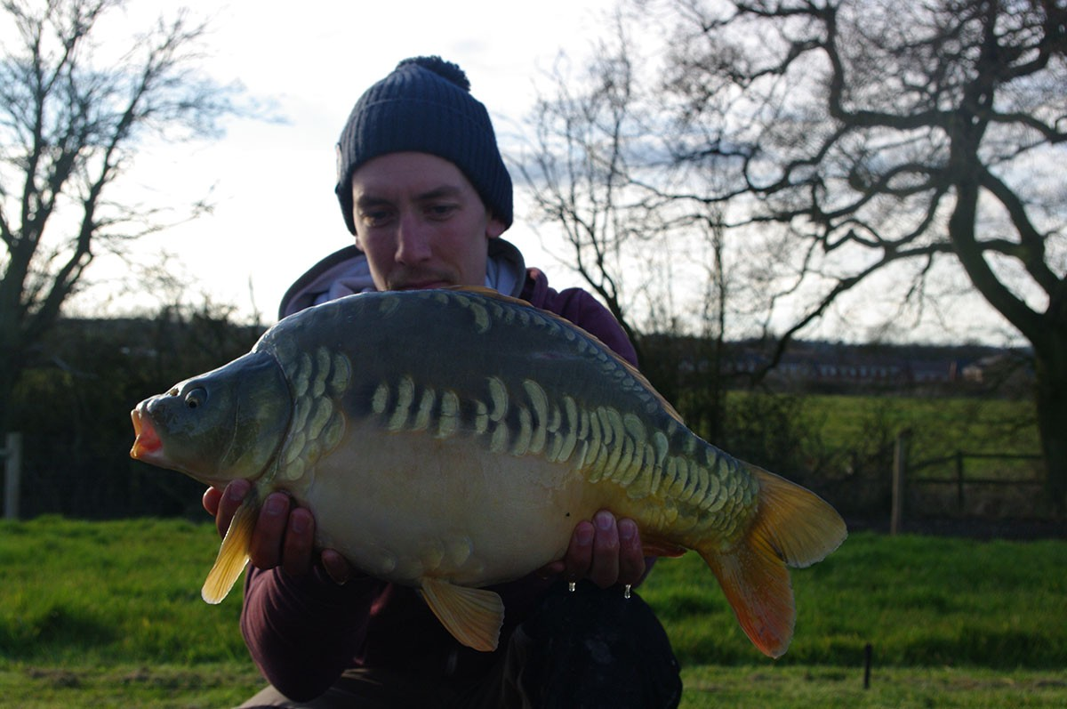 9-08 caught on Boilies