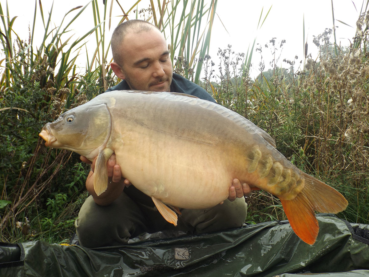 26-00 caught on Boilies