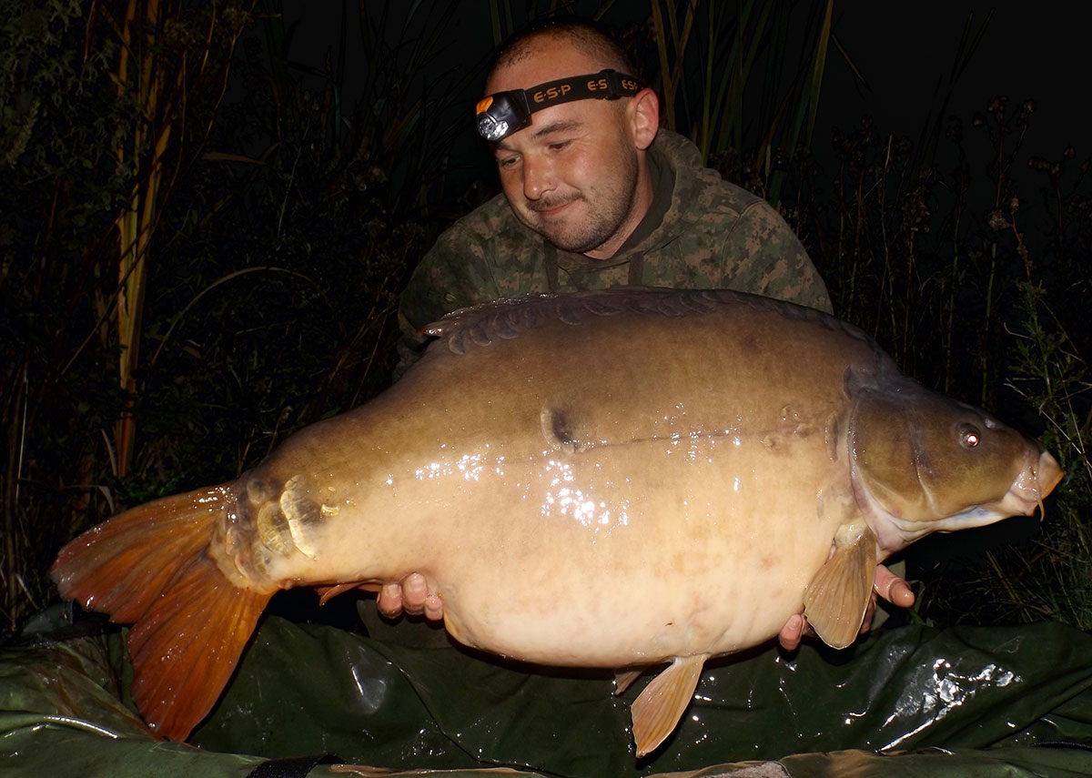 48-02 caught on Boilies