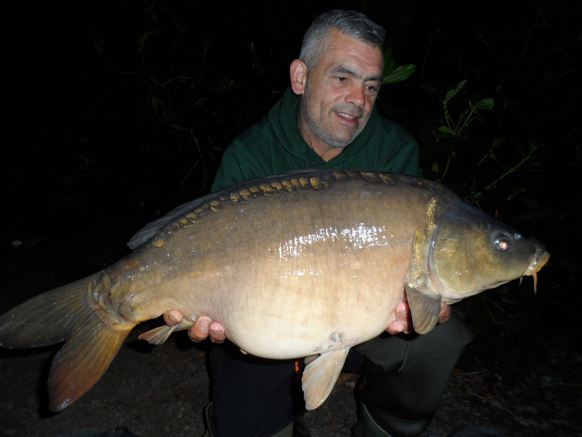 17-08 caught on Boilie