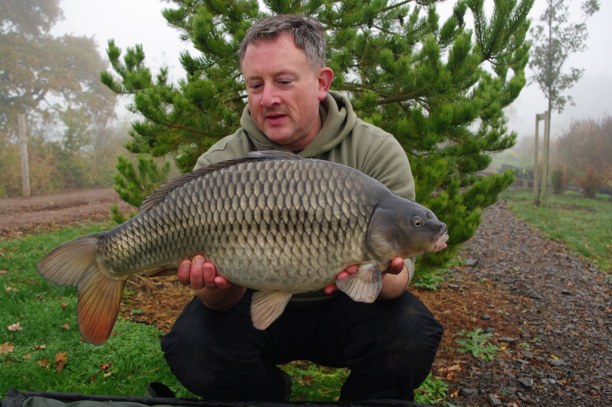12-00 caught on Boilies