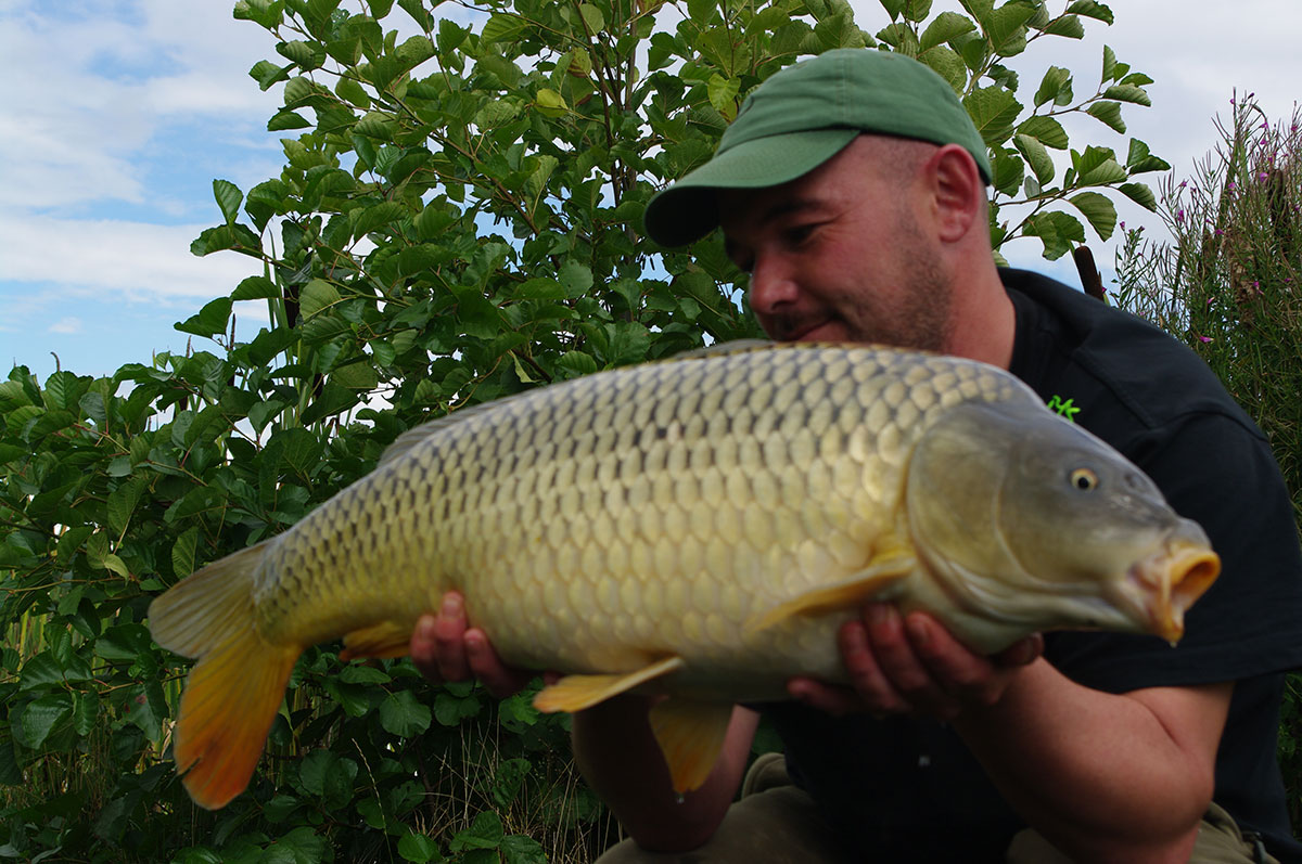 16-04 caught on Boilie
