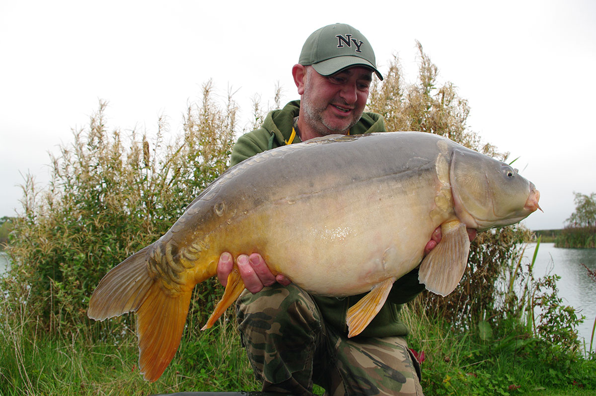 24-04 'One Pec' caught on Scopex Squid bottom bait