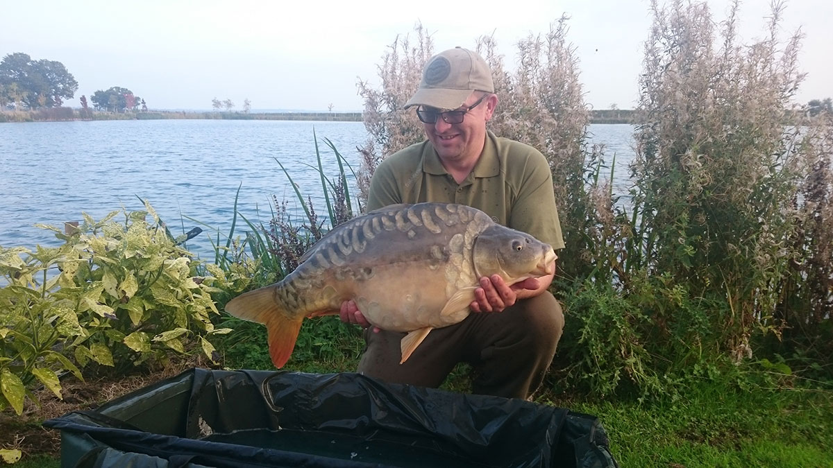 25-08 caught on Yellow wafter