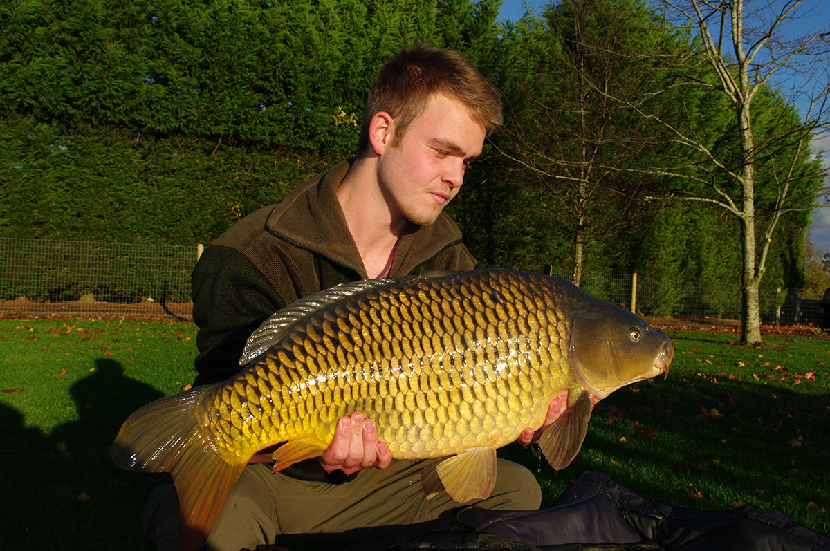 21-00 caught on Boilies