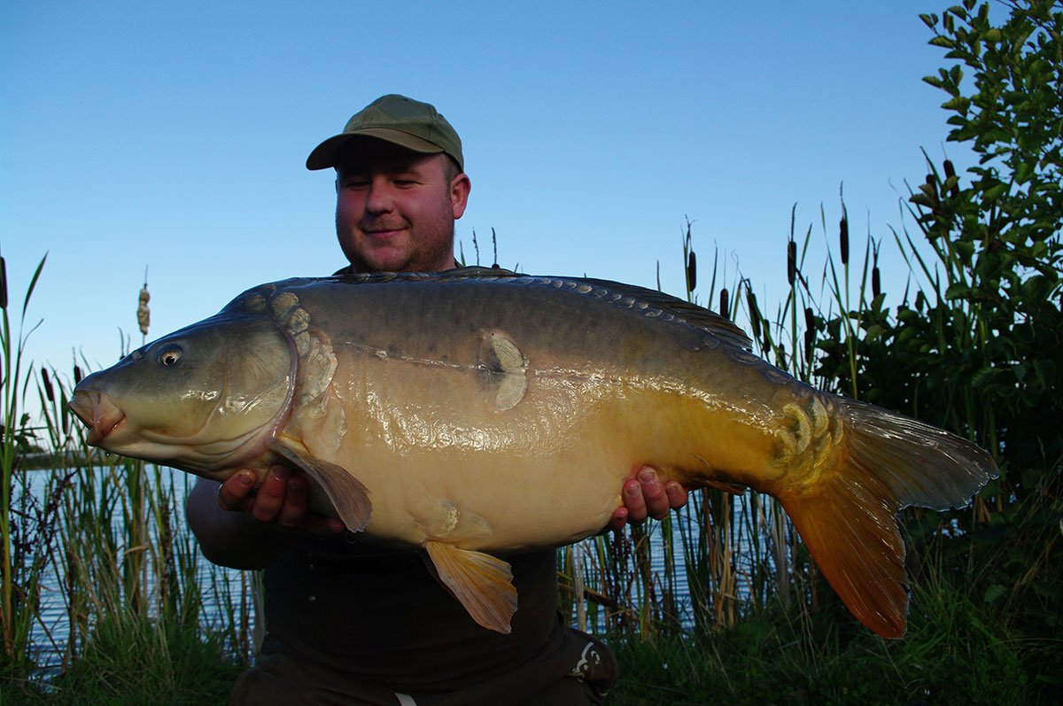 28-04 caught on Wafter