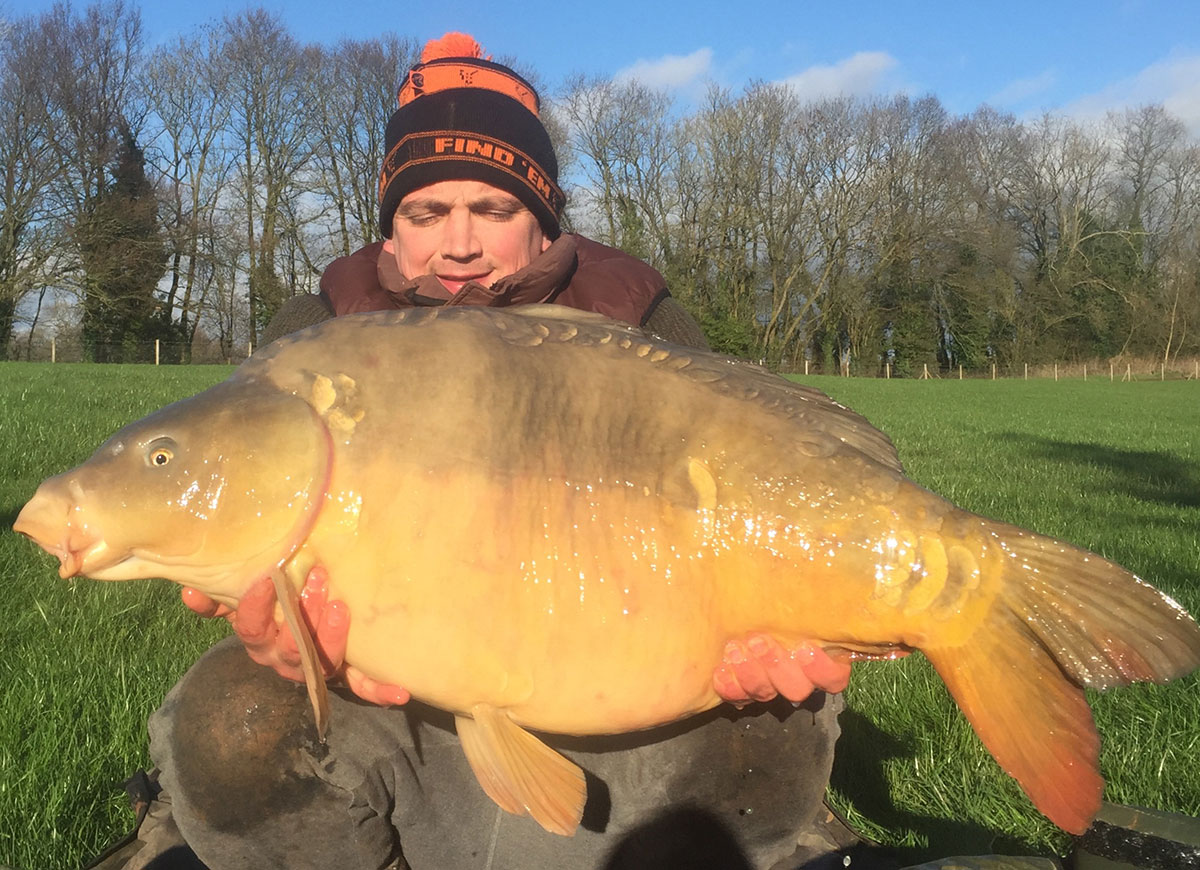 40-02 caught on boilies