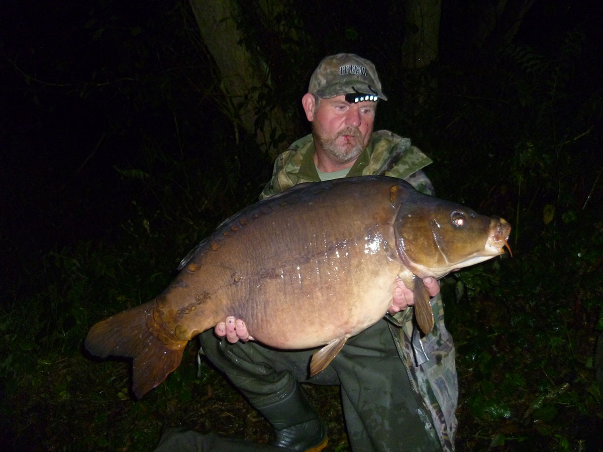 30-04 caught on Boilie