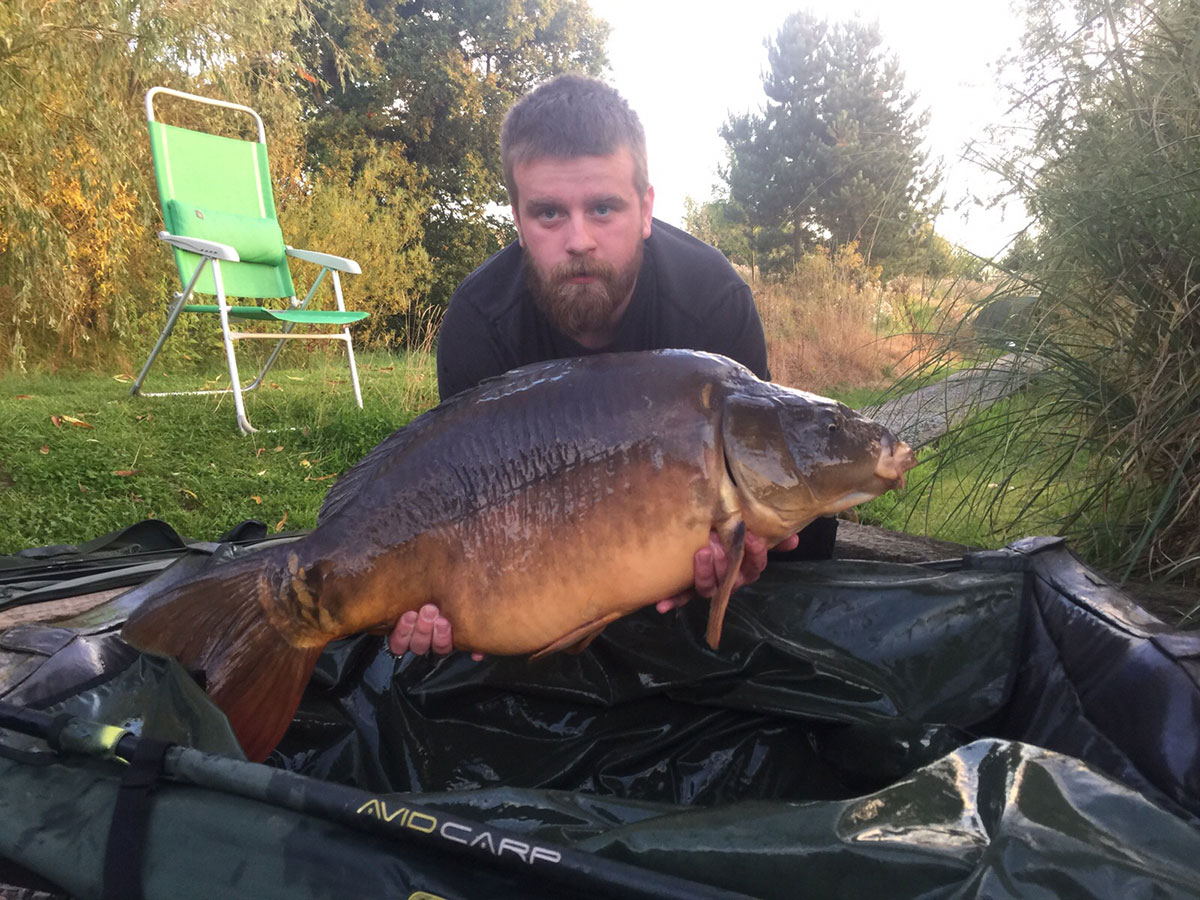 30-05 caught on toffee