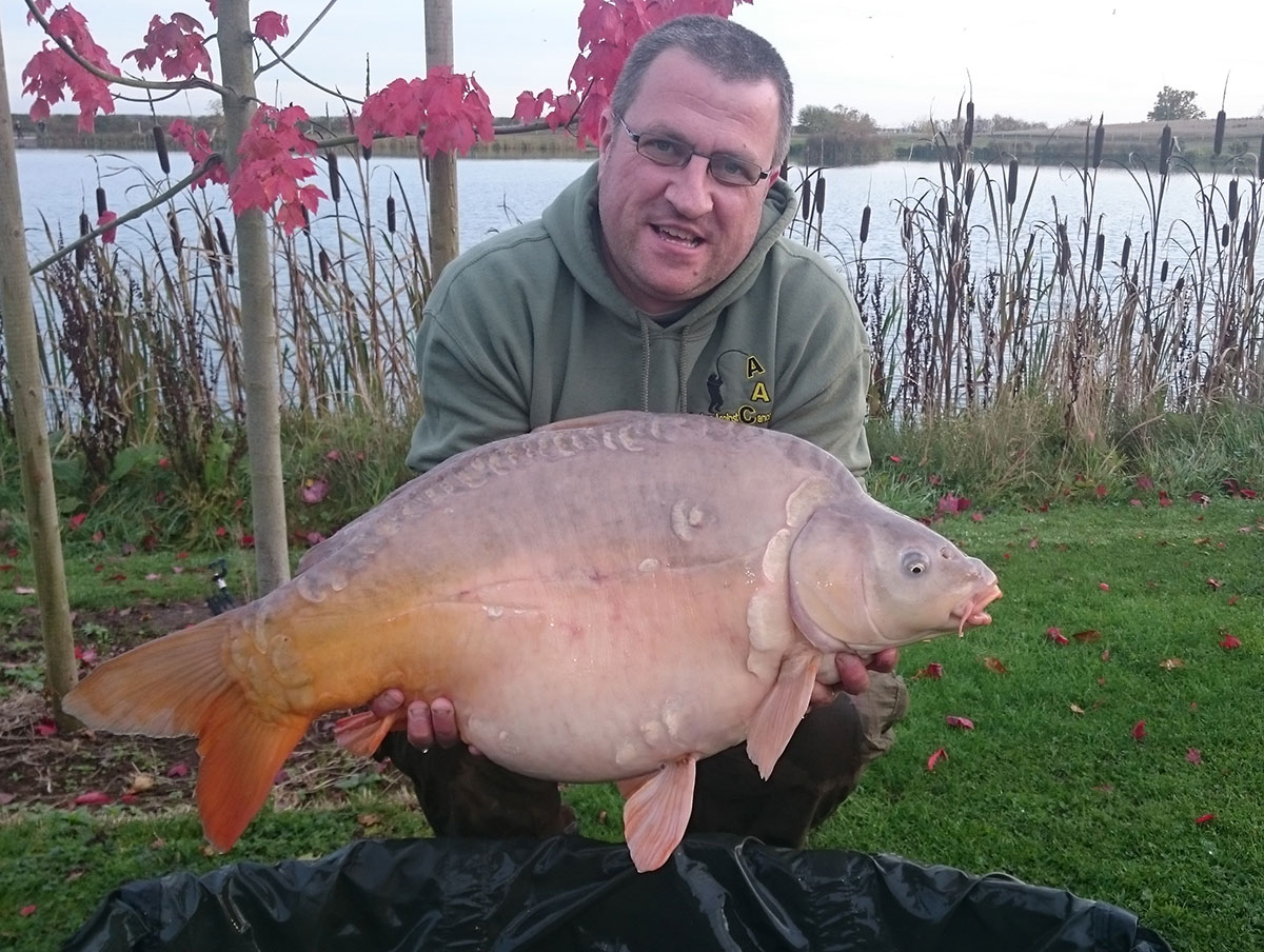 30-08 caught on Yellow wafter