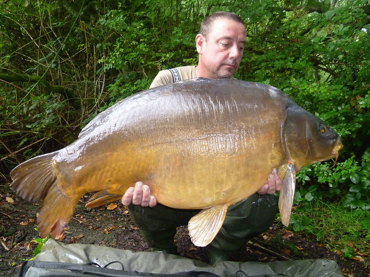 45-04 caught on Boilie