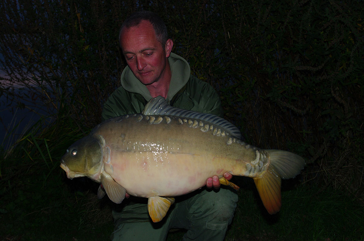 20-04 caught on Boilie
