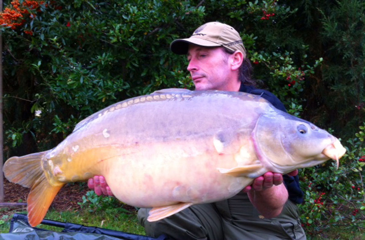 31-08 caught on boilies