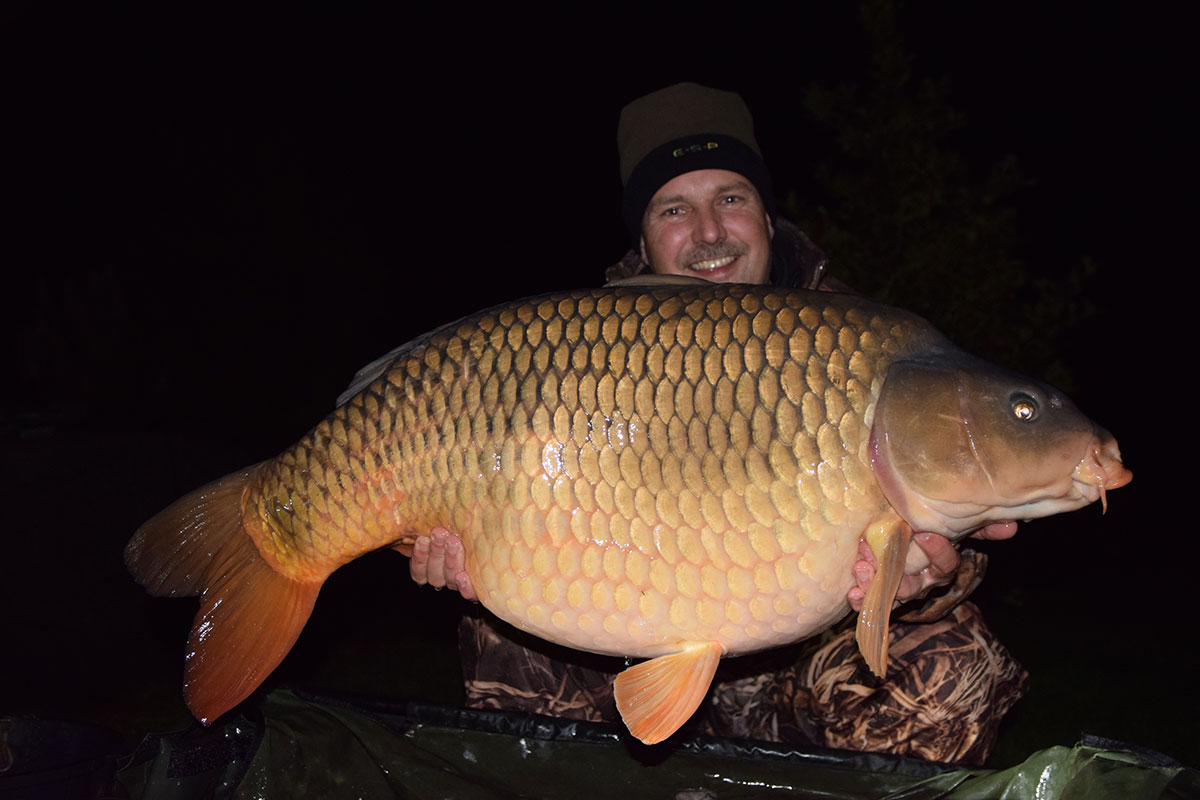 51-00 caught on Boilies