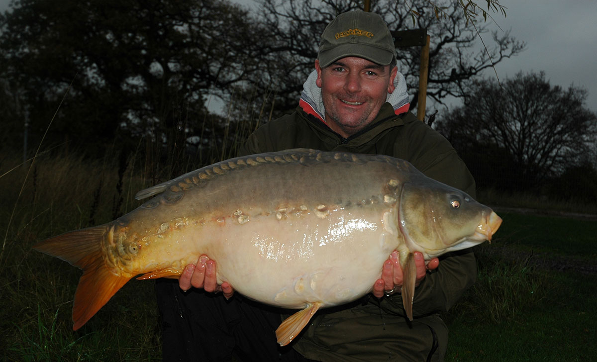 36-02 caught on Boilie