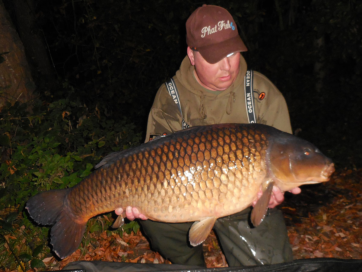 39-08 caught on Boilie