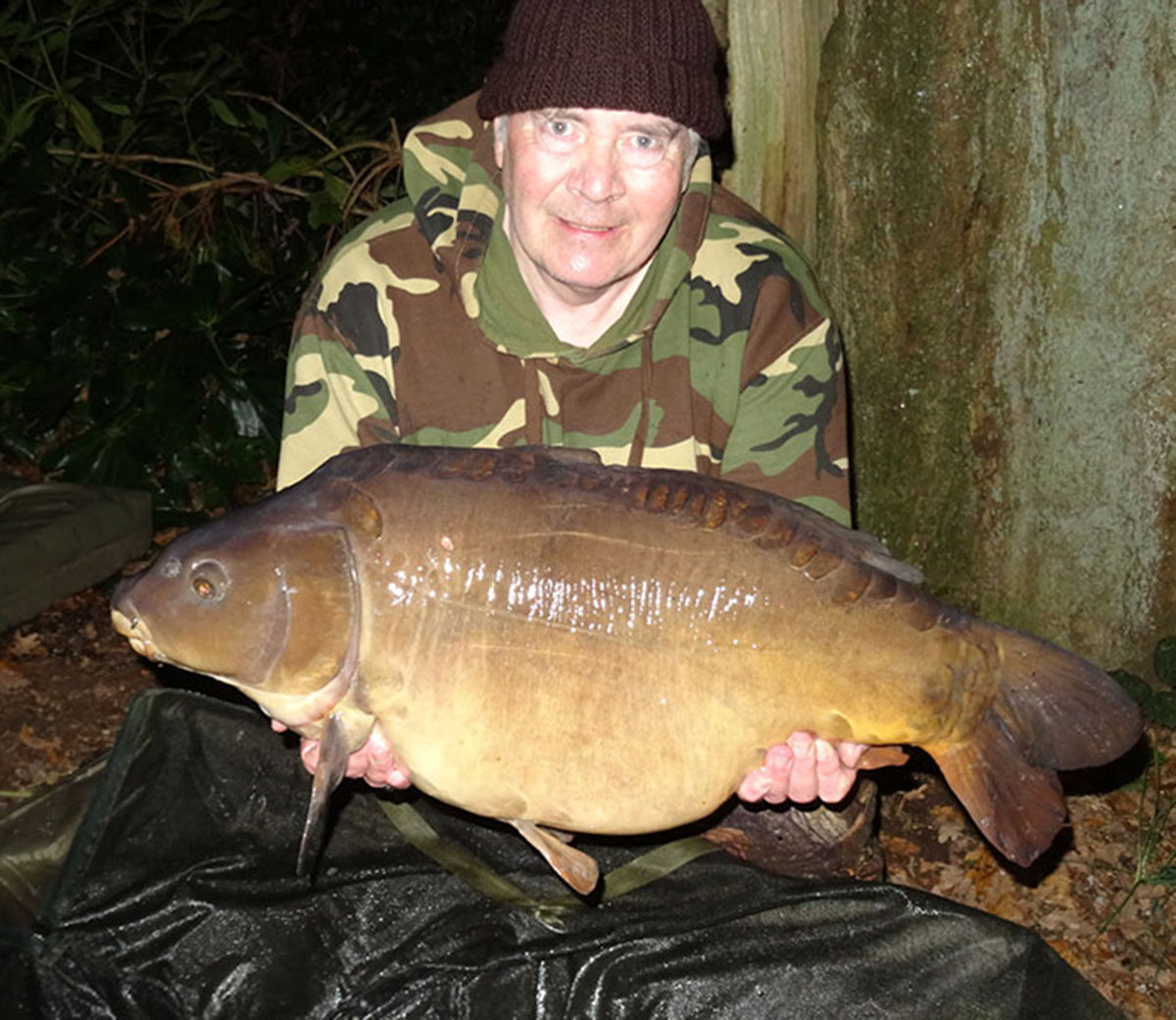 31-02 caught on Scopex Boilies