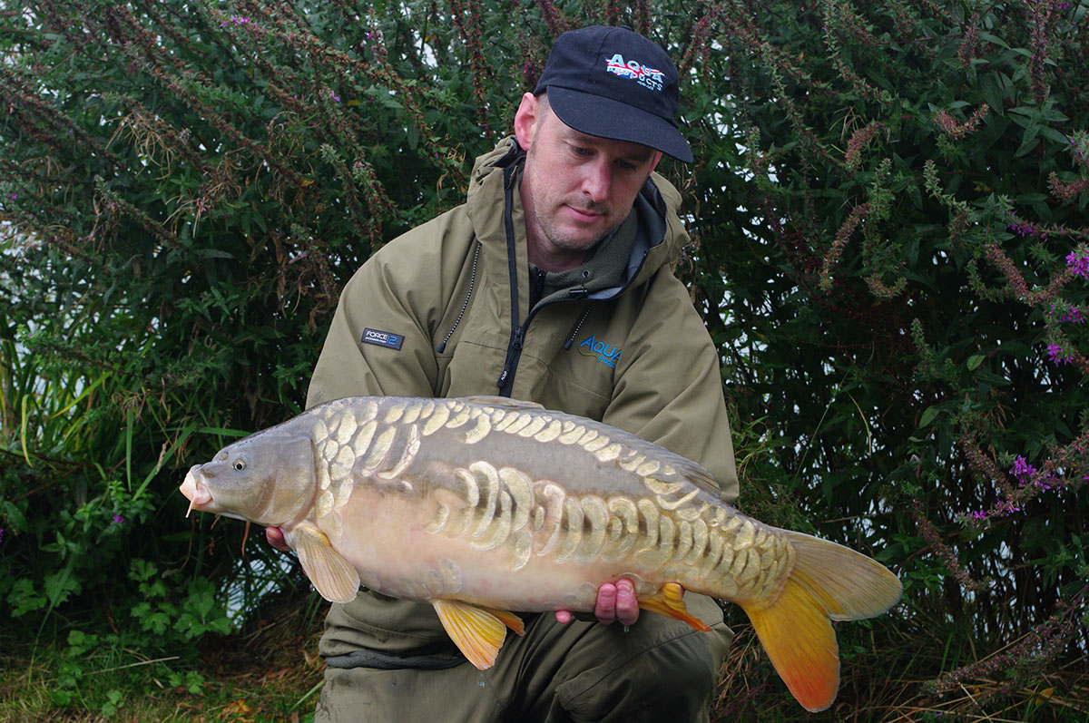 15lb0oz caught on Yellow pop-up