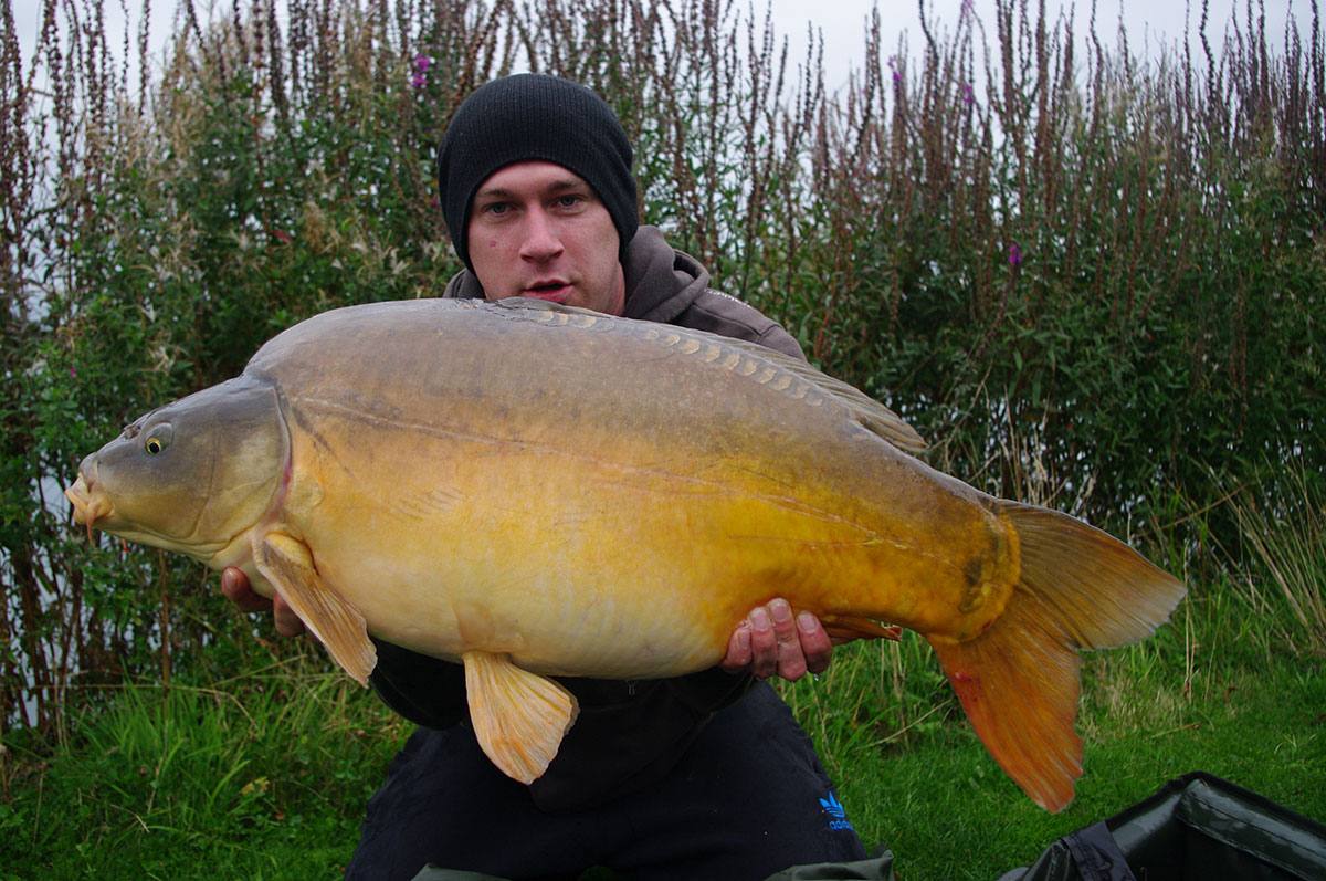 31-08 caught on Boilie