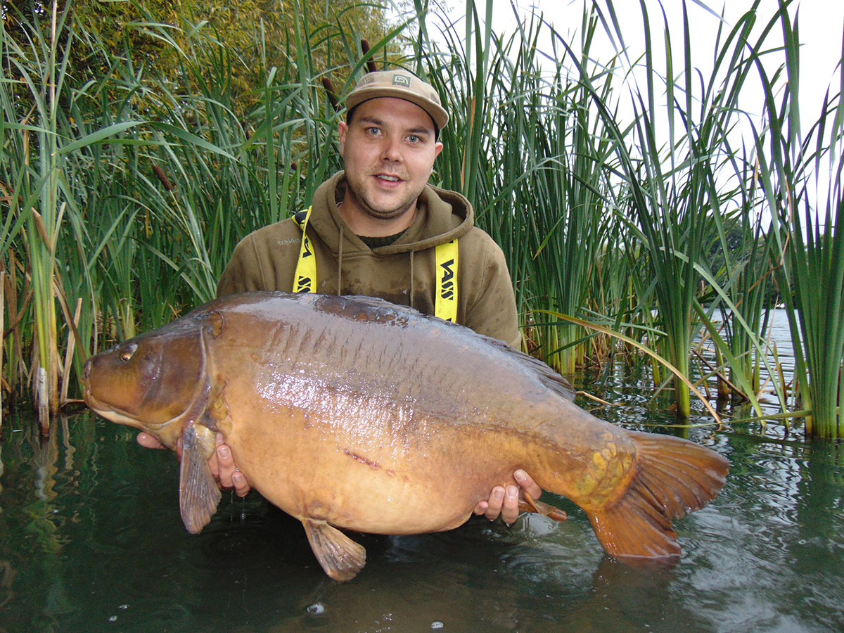46-04 caught on boilie