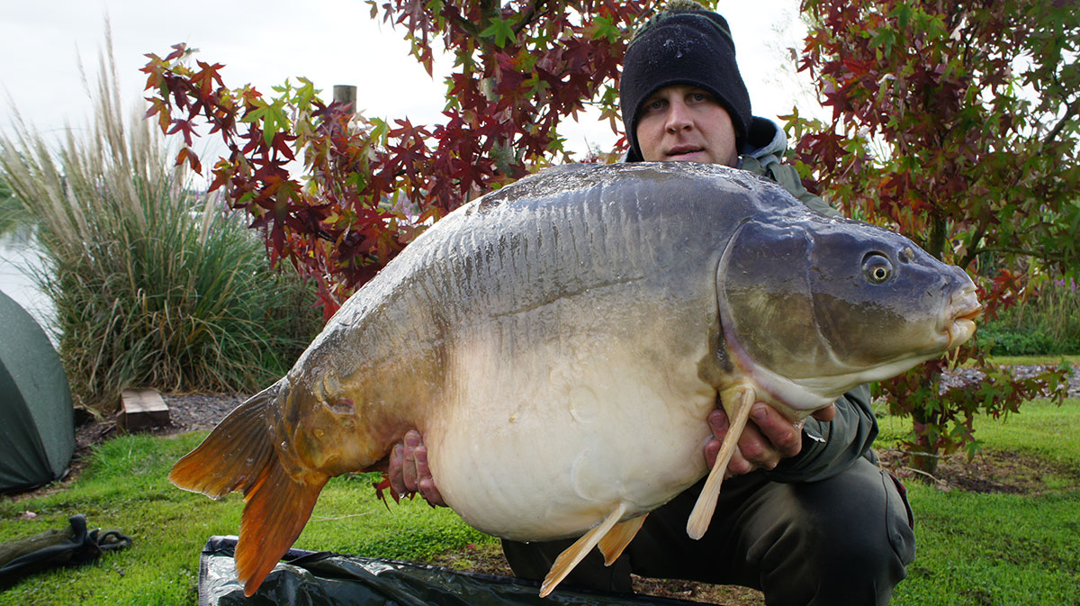 51-12 caught on boilies