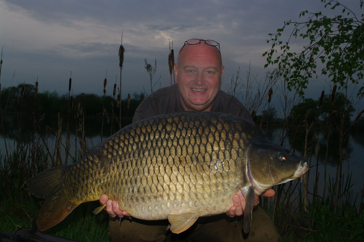36-09 caught on Boilie
