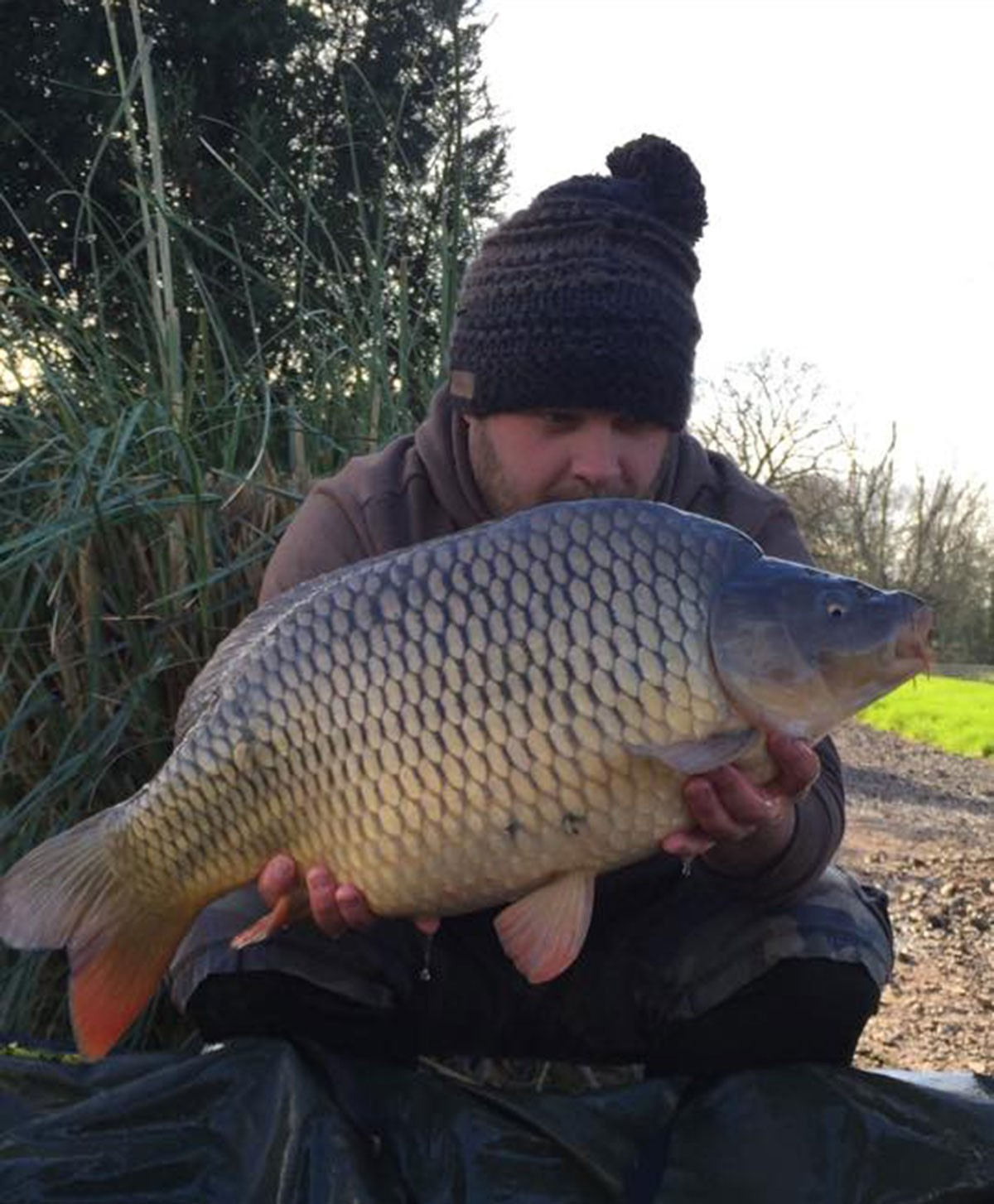 17-08 caught on boilies