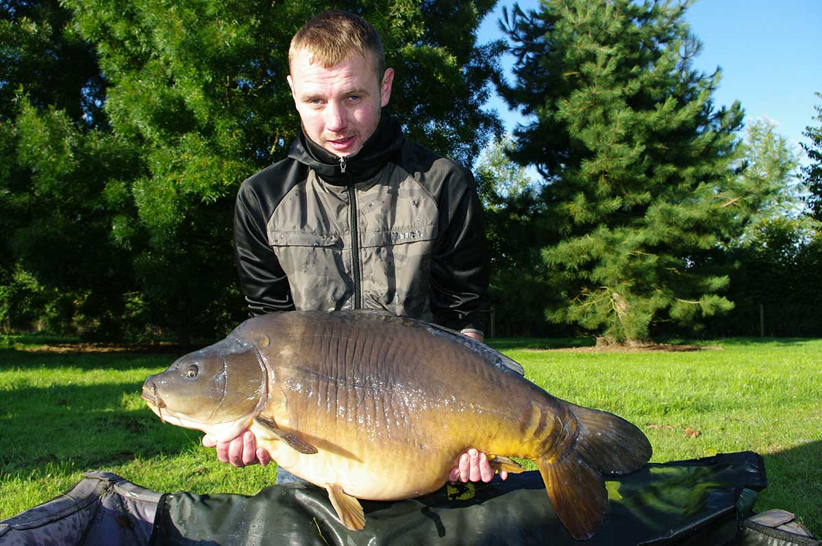 44-03 caught on Boilie