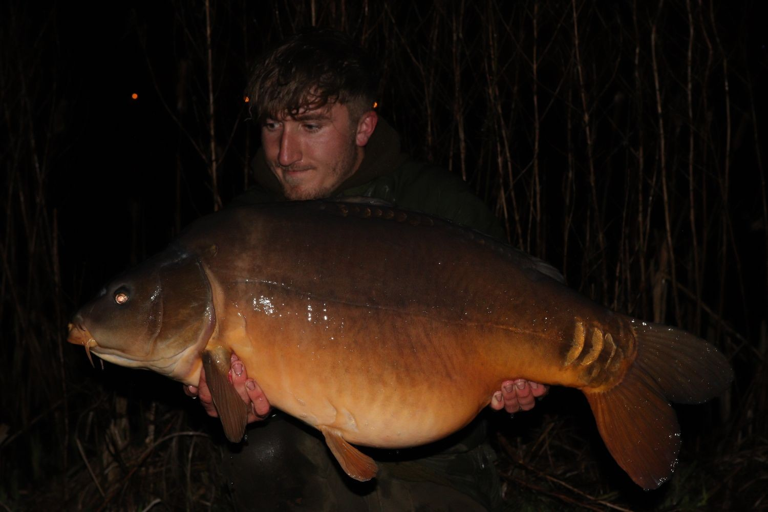'Richie' 39lb 08oz caught on