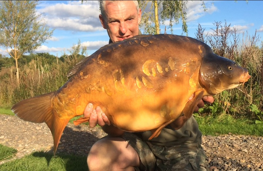 30-08 caught on Boilies