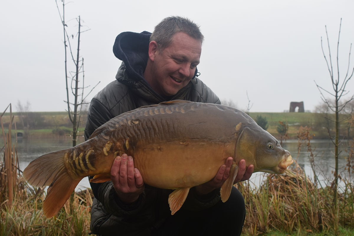 28-08 caught on From under the ice!!!!!