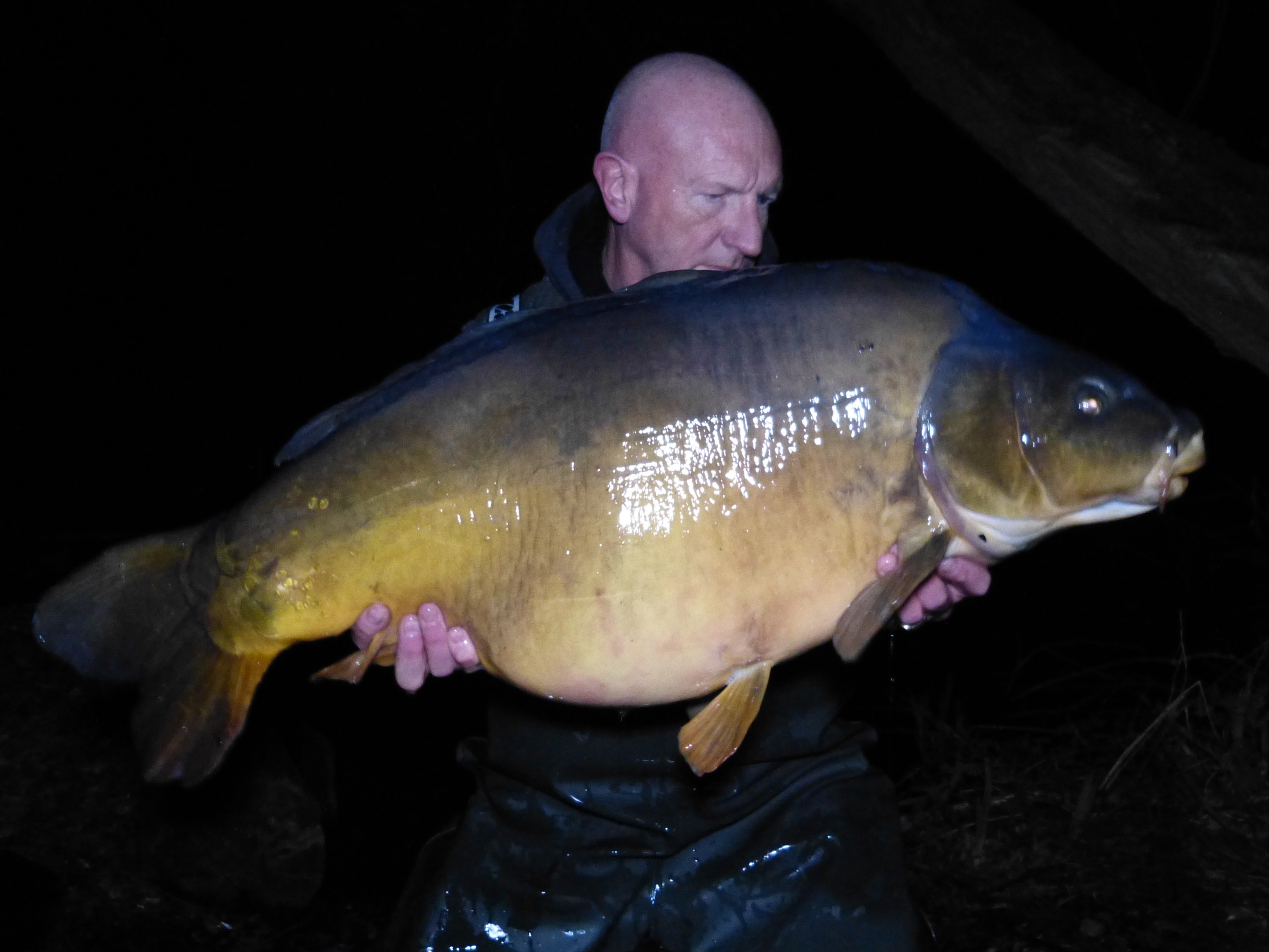 46lb 04oz 'OT' caught on