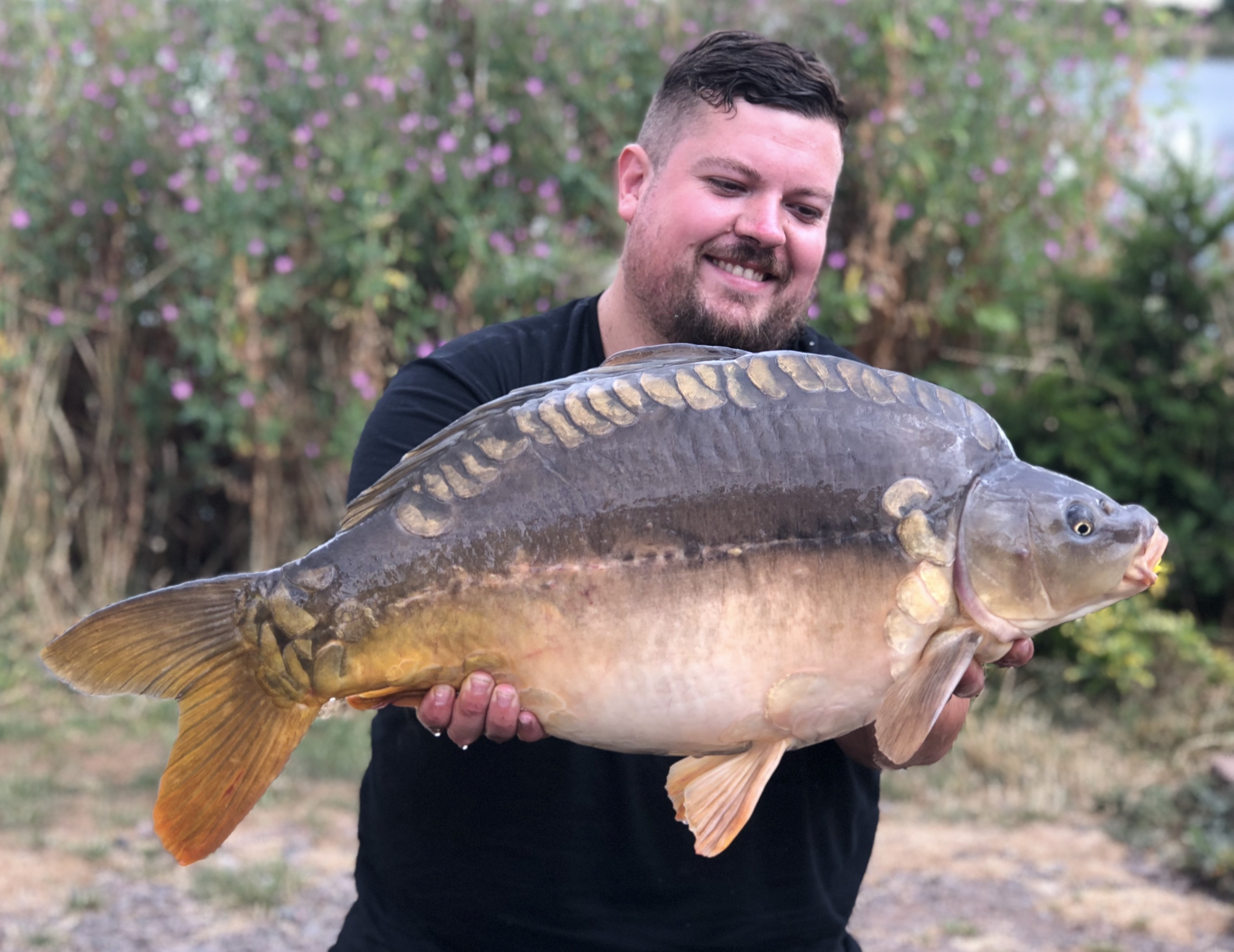 23-06 caught on Boilie