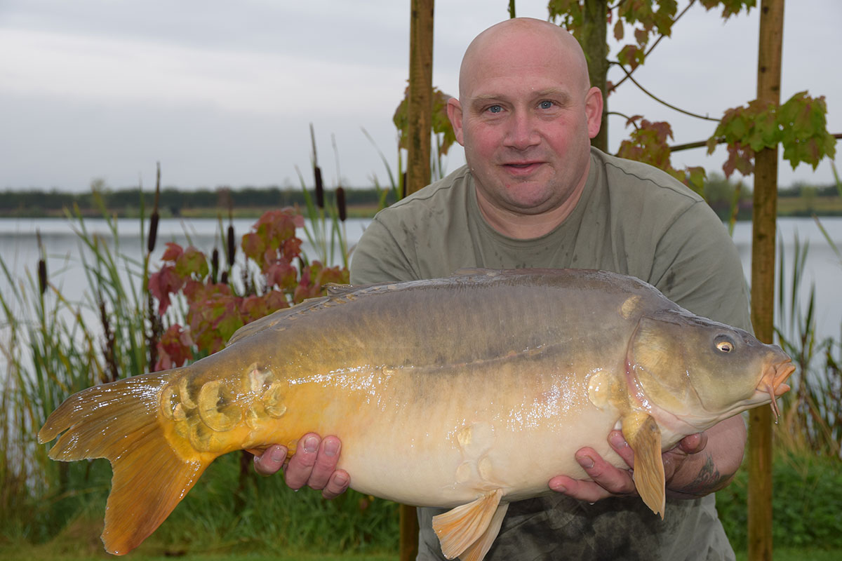 21-08 caught on Boilie code red
