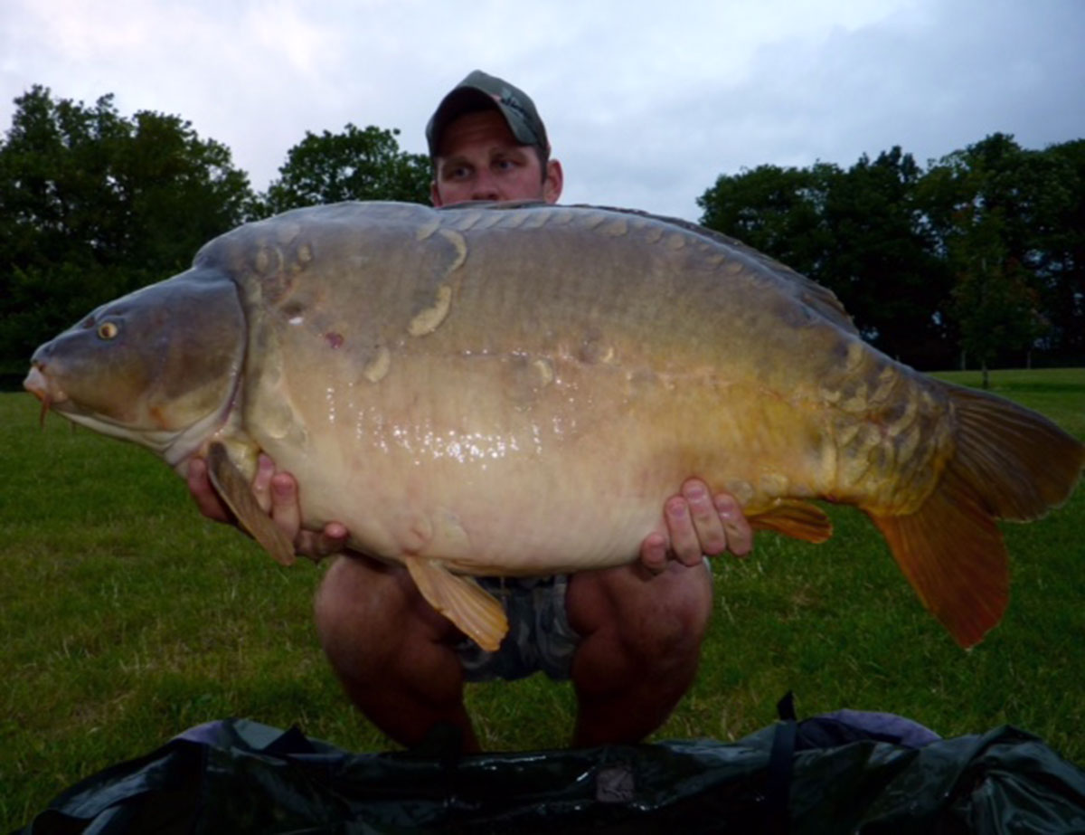 41-06 caught on Boilie