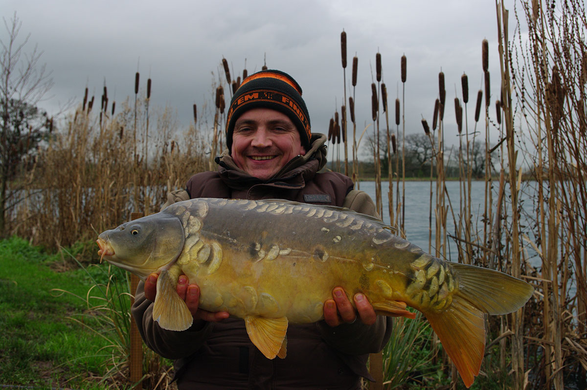 18-00 caught on Nut Mino, hemp parti blend and sweetcorn