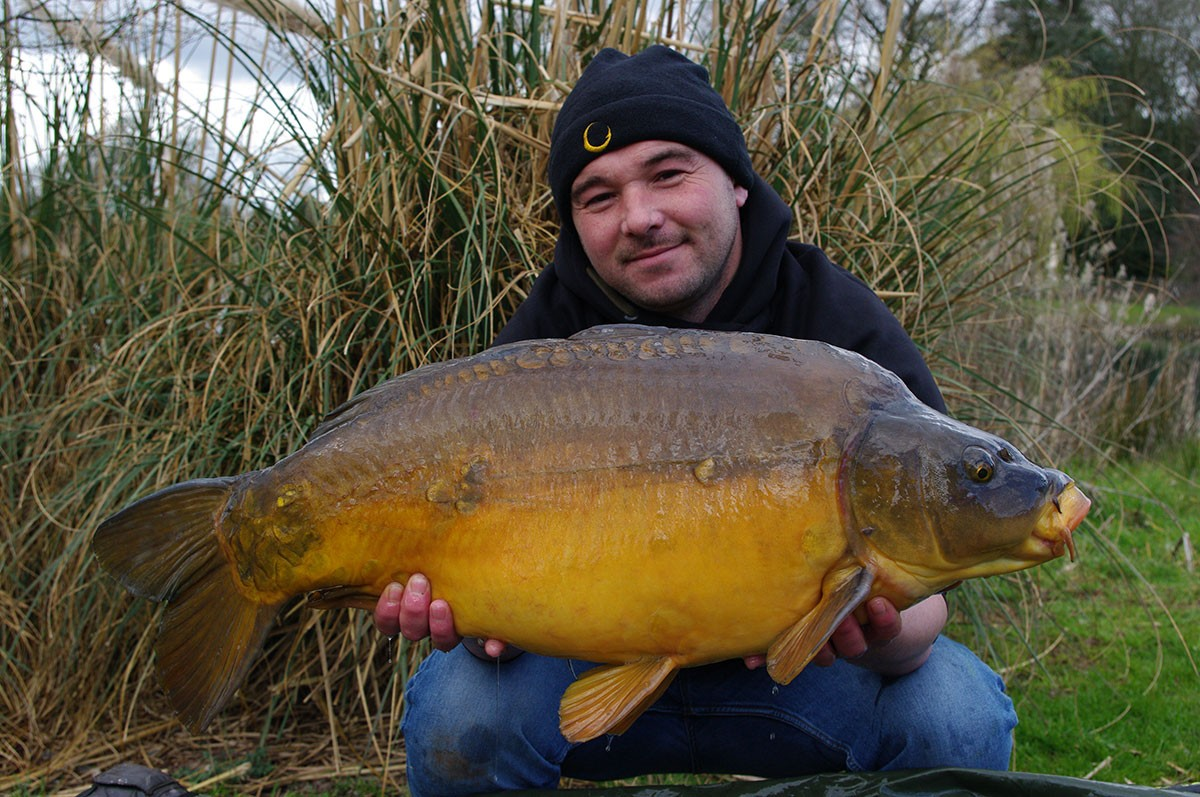 26-08 caught on hemp, Partiblend Sweetcorn, wafter