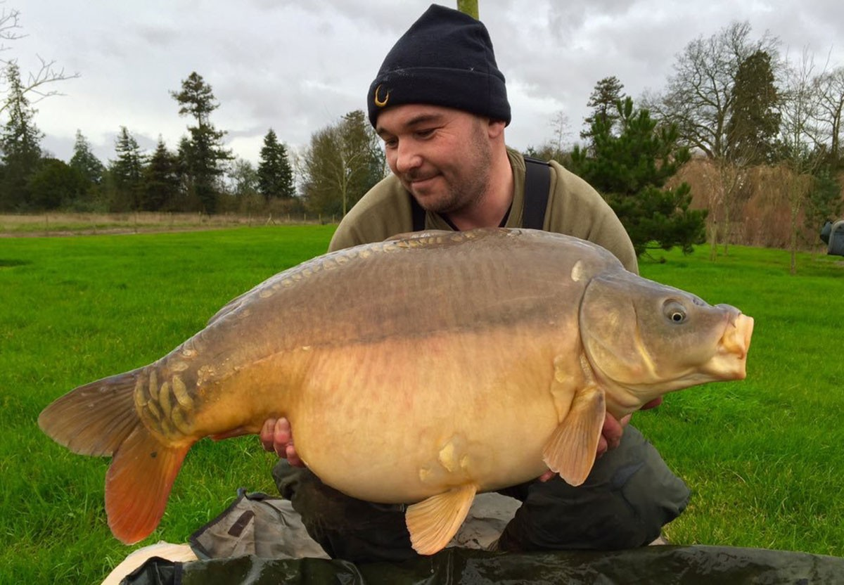 32-02 caught on Boilies