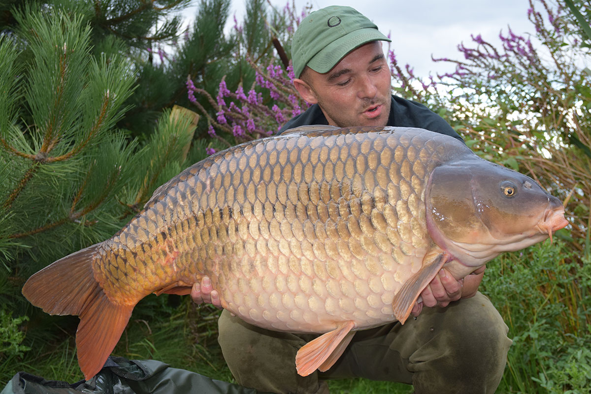 51-08 caught on Boilie