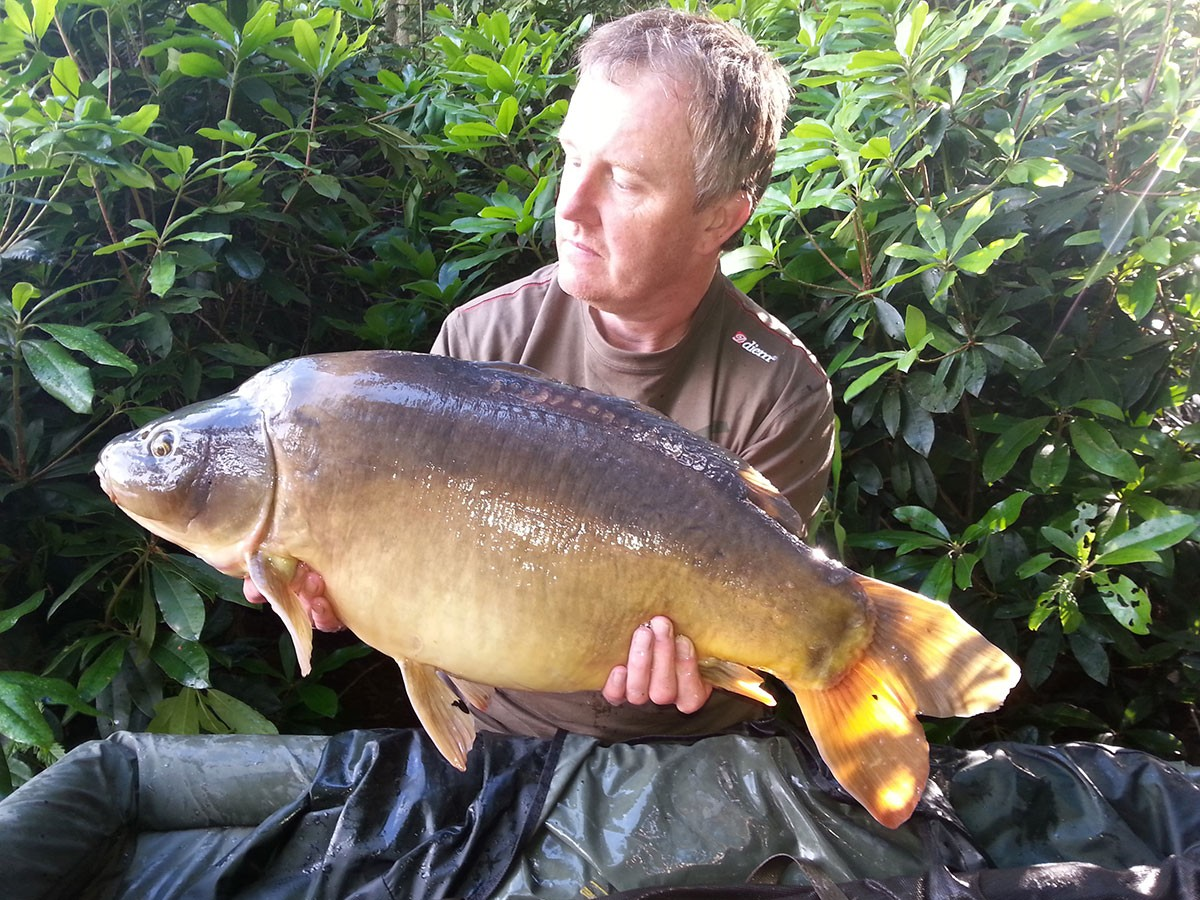 26-02 caught on Boilies
